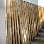 Erlenbach Bambusgeländer