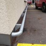 Fassaden-Ramschutz