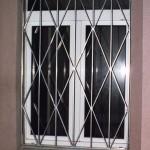 Fenstergitter Freilager