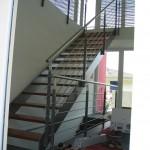 Lieli Metall-Holz-Treppe