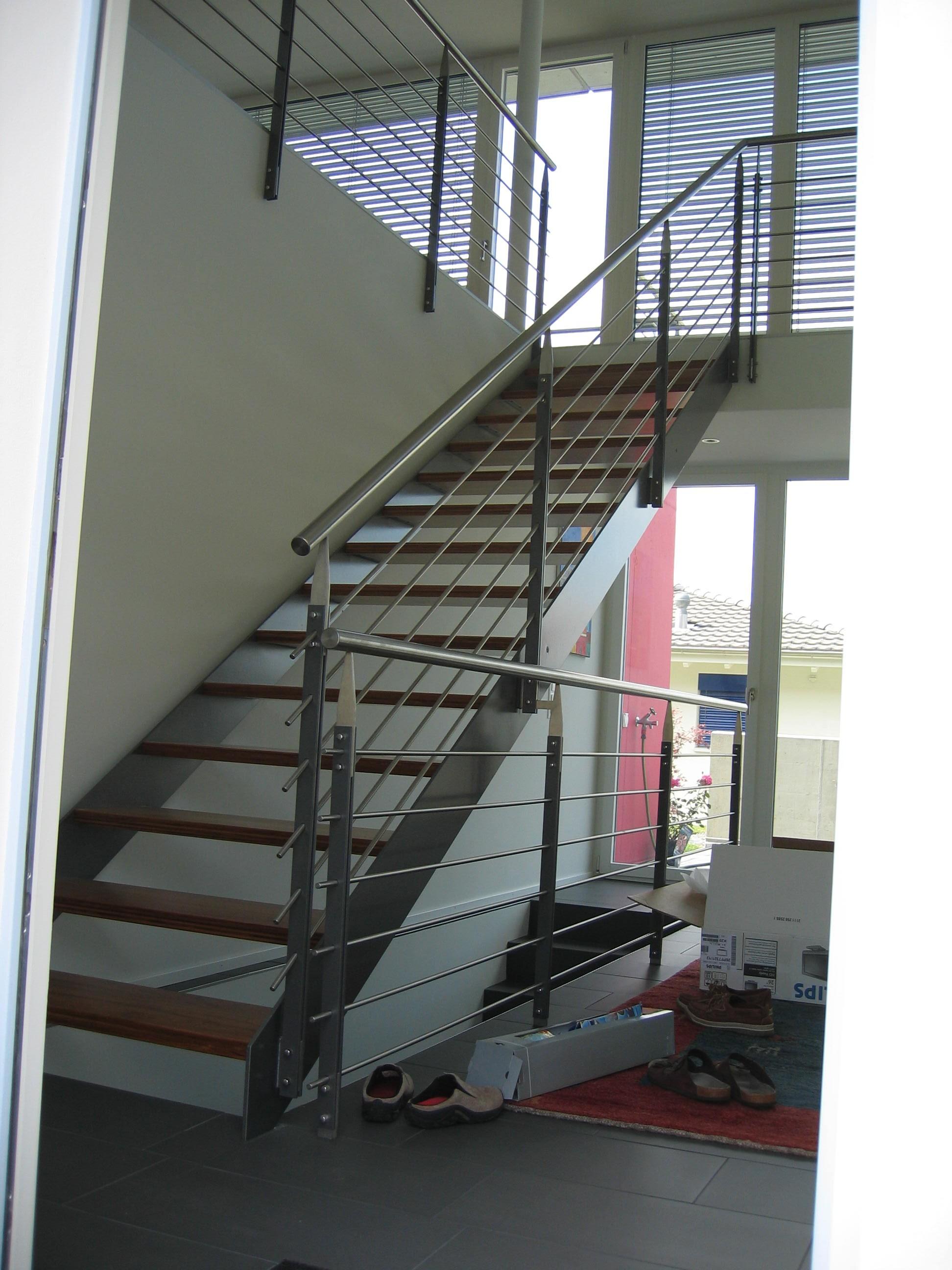 Treppen | PCP METAL GmbH Zürich